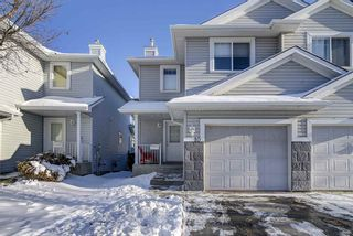 Photo 2: 10 2021 GRANTHAM Court in Edmonton: Zone 58 House Half Duplex for sale : MLS®# E4221040