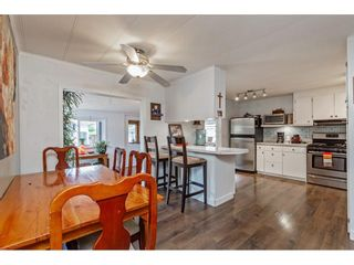 Photo 8: 35281 RIVERSIDE Road: Manufactured Home for sale in Mission: MLS®# R2582946