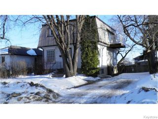 Photo 2: 1170 Somerville Avenue in WINNIPEG: Manitoba Other Residential for sale : MLS®# 1604854