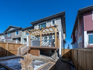 Photo 23: 193 River Heights Drive: Cochrane Row/Townhouse for sale : MLS®# A1083109