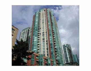 "Photo 8: 2107 939 HOMER Street in Vancouver: Downtown VW Condo for sale in ""THE PINNACLE"" (Vancouver West)  : MLS®# V746950"