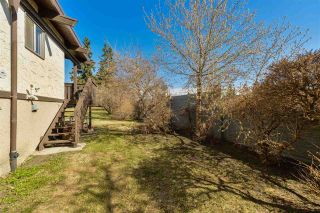 Photo 29: 480 Lee Ridge Road in Edmonton: Zone 29 Townhouse for sale : MLS®# E4242025
