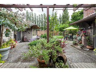 "Photo 13: 7226 BLENHEIM Street in Vancouver: Southlands House for sale in ""Southlands"" (Vancouver West)  : MLS®# V1092416"
