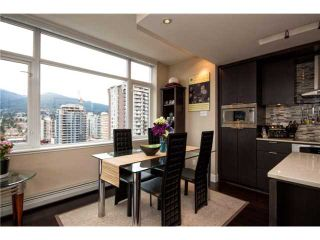 Photo 9: 1604 1320 Chesterfield Avenue in North Vancouver: Central Lonsdale Condo for sale : MLS®# V1035502
