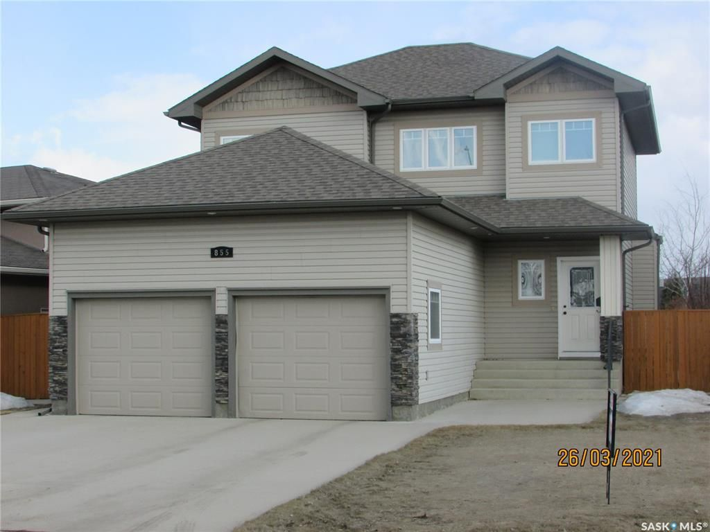 Main Photo: 855 McCormack Road in Saskatoon: Parkridge SA Residential for sale : MLS®# SK846851