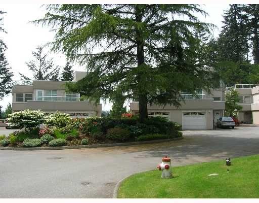 "Main Photo: 5 2425 EDGEMONT Boulevard in North_Vancouver: Hamilton Townhouse for sale in ""EDGEMONT RIDGE ESTATE"" (North Vancouver)  : MLS®# V649361"