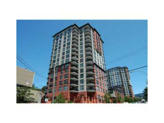 """Photo 1: 1107 833 AGNES Street in New Westminster: Downtown NW Condo for sale in """"THE NEWS"""" : MLS®# V855240"""