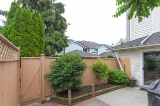 """Photo 18: 20 22411 124 Avenue in Maple Ridge: East Central Townhouse for sale in """"CREEKSIDE VILLAGE"""" : MLS®# R2177898"""