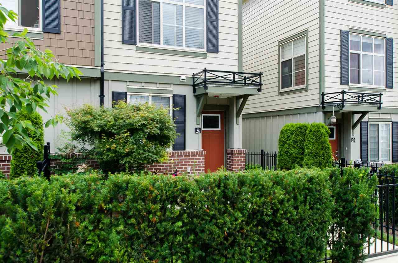 """Main Photo: 26 2845 156 Street in Surrey: Grandview Surrey Townhouse for sale in """"THE HEIGHTS BY LAKEWOOD"""" (South Surrey White Rock)  : MLS®# R2089888"""