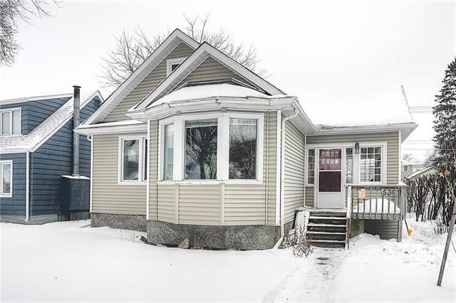 Main Photo: 536 Campbell Street in Winnipeg: River Heights Single Family Detached for sale (1D)  : MLS®# 1902220
