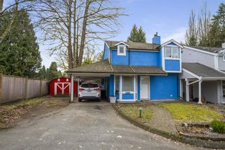 Photo 1: 11940 214 Street in Maple Ridge: West Central Townhouse for sale : MLS®# R2548235