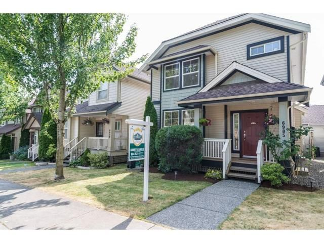 Main Photo: 6985 201A Street in Langley: Willoughby Heights House for sale : MLS®# R2199906