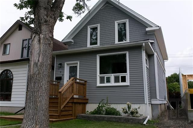 Main Photo: 193 Bertrand Street in Winnipeg: St Boniface Residential for sale (2A)  : MLS®# 1820210