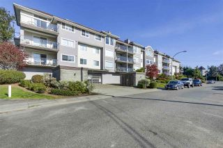 """Photo 1: 105 33599 2ND Avenue in Mission: Mission BC Condo for sale in """"STAVE LAKE LANDING"""" : MLS®# R2315203"""