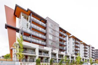 """Photo 3: 605 128 E 8TH Street in North Vancouver: Central Lonsdale Condo for sale in """"Crest By Adera"""" : MLS®# R2615045"""