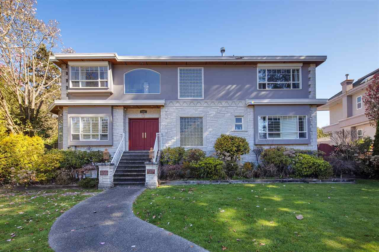 Main Photo: 4089 SW MARINE Drive in Vancouver: Southlands House for sale (Vancouver West)  : MLS®# R2564836