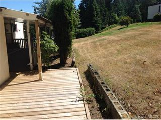 Photo 6: 40 3640 Trans Canada Hwy in COBBLE HILL: ML Cobble Hill Manufactured Home for sale (Malahat & Area)  : MLS®# 680701