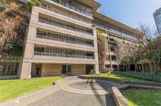 """Photo 1: 511 555 ABBOTT Street in Vancouver: Downtown VW Condo for sale in """"PARIS PLACE"""" (Vancouver West)  : MLS®# R2565029"""