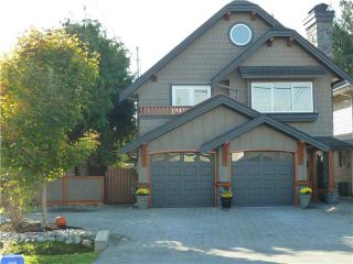 "Photo 1: 3380 GEORGIA Street in Richmond: Steveston Villlage House for sale in ""STEVESTON VILLAGE"" : MLS®# V916482"