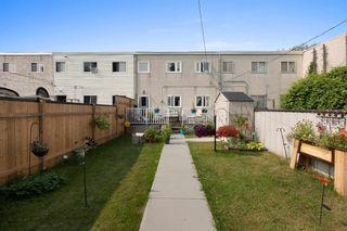 Photo 32: 10410 LAUDER Avenue in Edmonton: Zone 01 Attached Home for sale : MLS®# E4256925