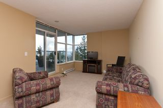 "Photo 2: # 803 9232 UNIVERSITY CR in Burnaby: Simon Fraser Univer. Condo for sale in ""NOVO II"" (Burnaby North)  : MLS®# V1049024"