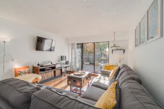 """Photo 2: 107 444 E 6TH Avenue in Vancouver: Mount Pleasant VE Condo for sale in """"Terrace Heights"""" (Vancouver East)  : MLS®# R2221611"""