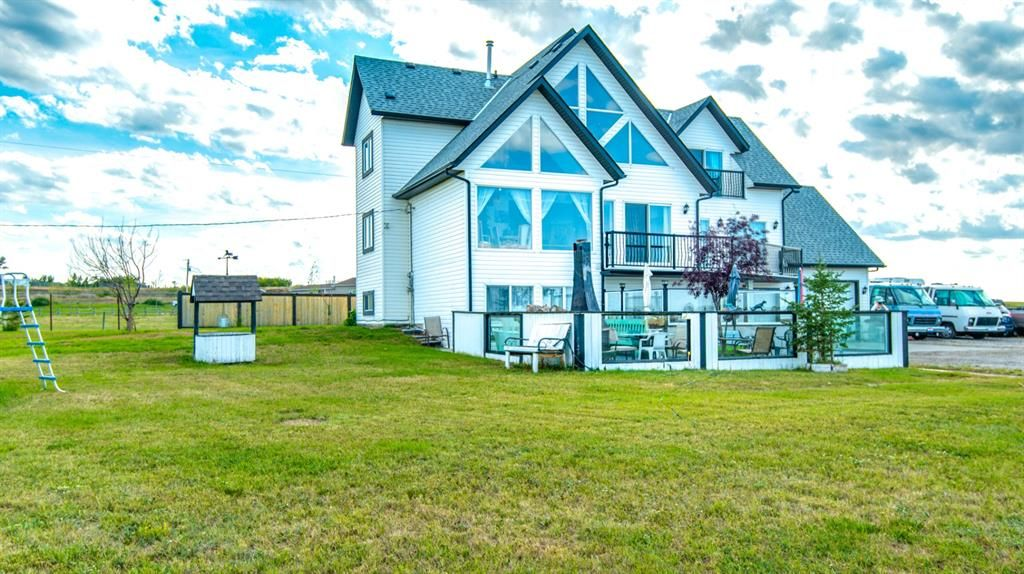 Main Photo: 233082A Range Road 245: Rural Wheatland County Detached for sale : MLS®# A1140854