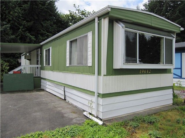 """Main Photo: 79 19642 PINYON Lane in Pitt Meadows: Central Meadows Manufactured Home for sale in """"MEADOW HIGHLANDS"""" : MLS®# V1069801"""