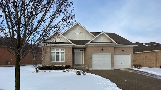 Main Photo: 75 Babe's Way in Whitchurch-Stouffville: Freehold for sale : MLS®# N4659129