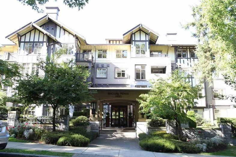 Main Photo: 206 4885 VALLEY DRIVE in Vancouver: Quilchena Condo for sale (Vancouver West)  : MLS®# R2035763