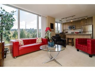 "Photo 1: 1008 660 NOOTKA Way in Port Moody: Port Moody Centre Condo for sale in ""NAHANNI AT KLAHANIE"" : MLS®# V1000505"