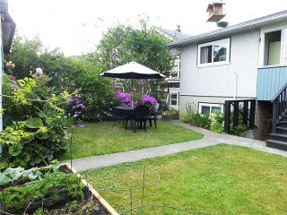 Photo 20: 756 E 23RD Avenue in Vancouver: Fraser VE House for sale (Vancouver East)  : MLS®# V1074088