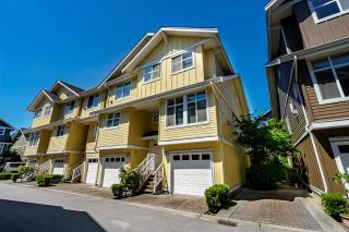 """Main Photo: 40 935 EWEN Avenue in New Westminster: Queensborough Townhouse for sale in """"Coopers Landing"""" : MLS®# R2581433"""