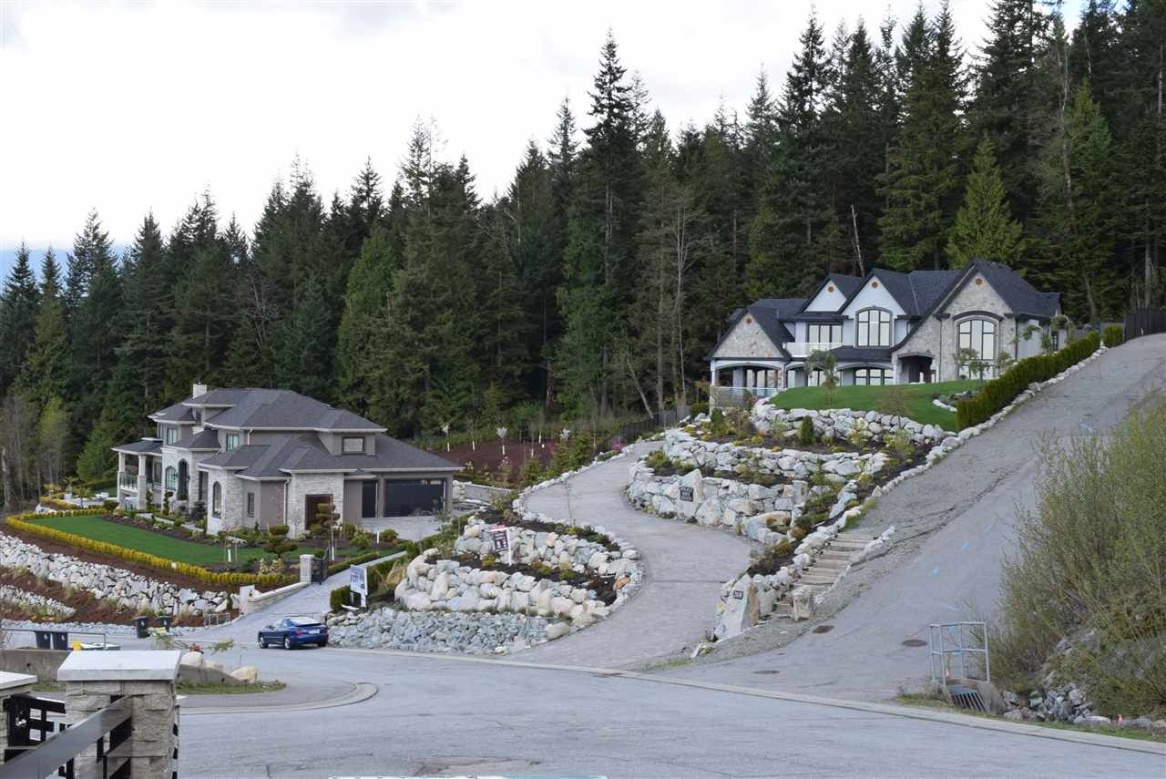 """Main Photo: 1920 NORTH CHARLOTTE Road in Port Moody: Anmore Land for sale in """"Pinnacle Ridge Estates"""" : MLS®# R2531764"""