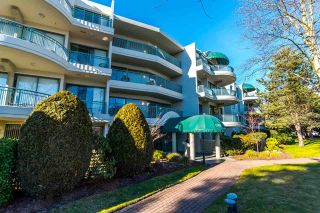 """Photo 2: 111 1785 MARTIN Drive in Surrey: Sunnyside Park Surrey Condo for sale in """"Southwynd"""" (South Surrey White Rock)  : MLS®# R2141403"""