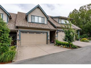 "Photo 1: 9 46791 HUDSON Road in Chilliwack: Promontory Townhouse for sale in ""Walker Creek"" (Sardis)  : MLS®# R2493562"