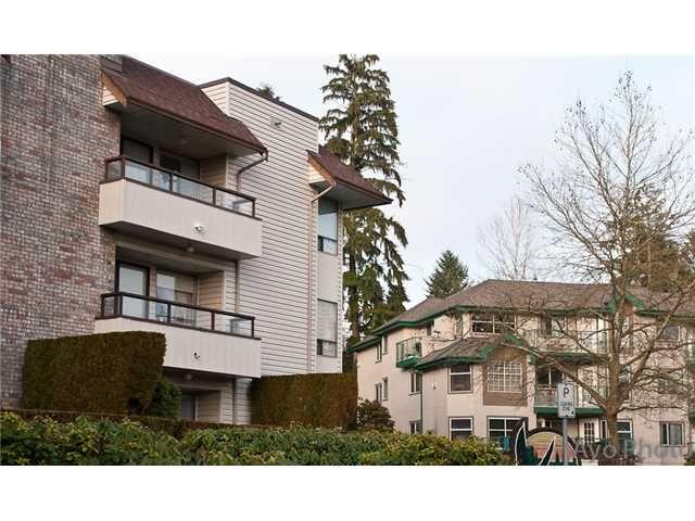 Main Photo: 103 1150 DUFFERIN Street in Coquitlam: Eagle Ridge CQ Condo for sale : MLS®# V1043500
