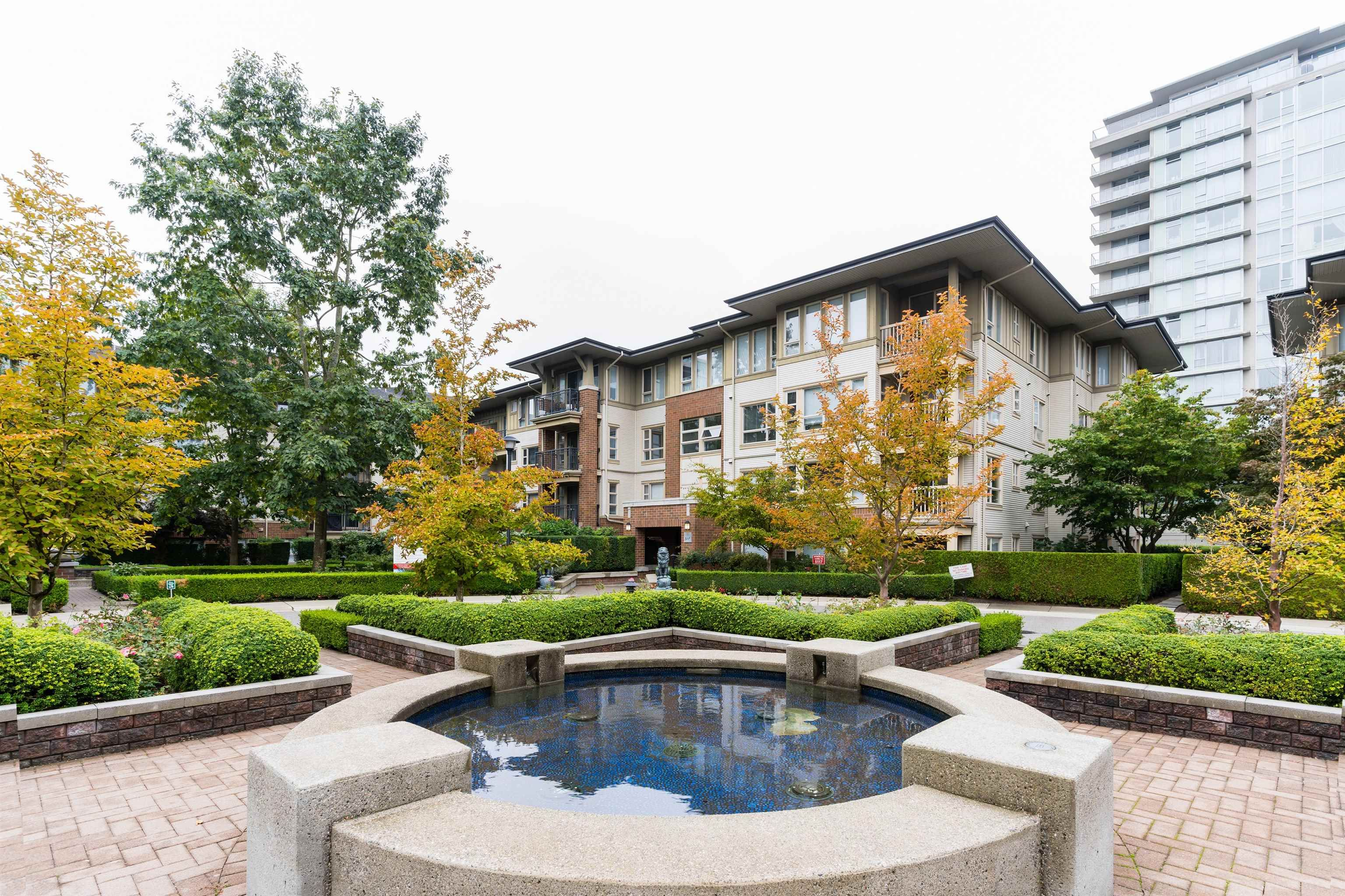 """Main Photo: 6406 5117 GARDEN CITY Road in Richmond: Brighouse Condo for sale in """"LIONS PARK"""" : MLS®# R2620824"""
