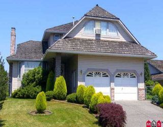 """Photo 1: 32115 ASHCROFT DR in Abbotsford: Abbotsford West House for sale in """"Fairfield Estates"""" : MLS®# F2614403"""
