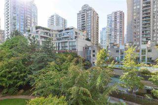 "Photo 17: 509 939 HOMER Street in Vancouver: Yaletown Condo for sale in ""PINNACLE YALETOWN"" (Vancouver West)  : MLS®# R2541614"