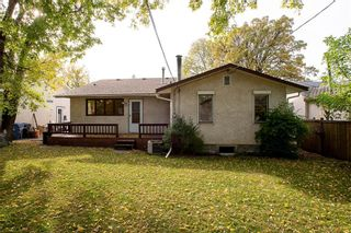 Photo 21: 461 Woodlands Crescent in Winnipeg: Westwood Residential for sale (5G)  : MLS®# 202122920