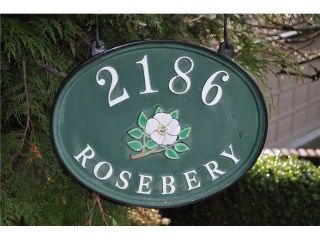 Photo 14: 2186 ROSEBERY Avenue in West Vancouver: Queens House for sale : MLS®# V866579