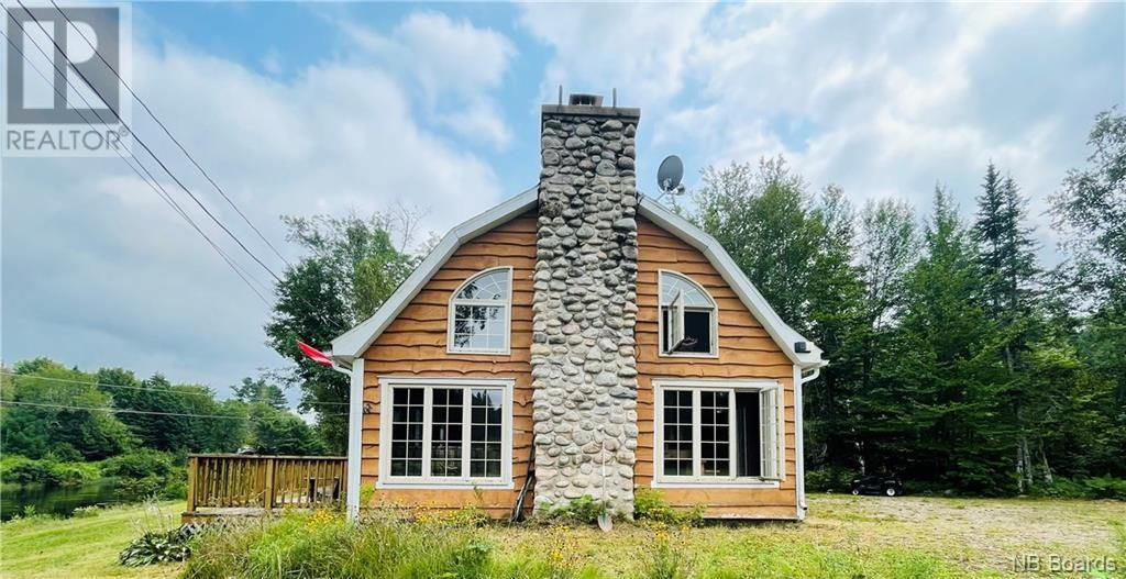 Main Photo: 60 Mill Road left Branch in Flume Ridge: House for sale : MLS®# NB061460