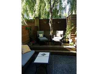 Photo 10: 3021 LAUREL ST in Vancouver: Fairview VW Condo for sale (Vancouver West)  : MLS®# V1108864
