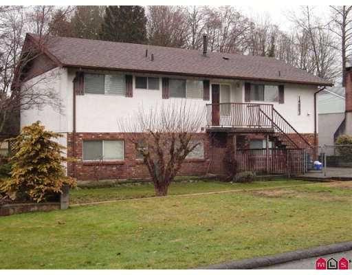 "Main Photo: 14863 BLACKBIRD in Surrey: Bolivar Heights House for sale in ""BIRDLAND"" (North Surrey)  : MLS®# F2703583"