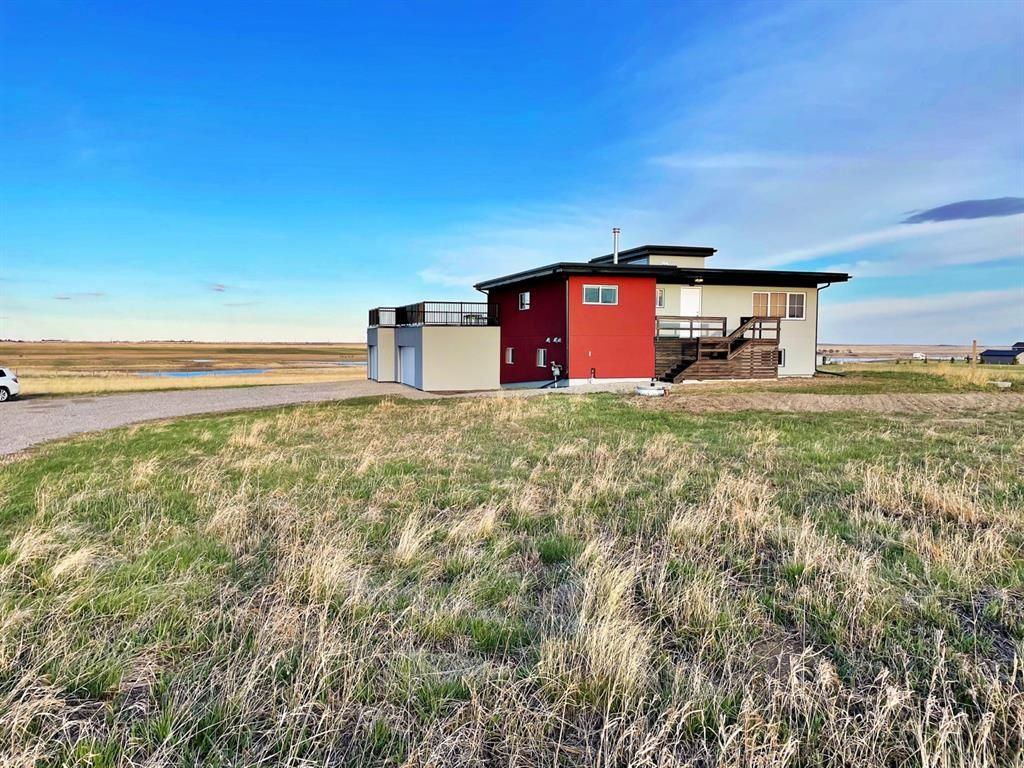 Main Photo: 4 282040 Township road 140 in Rural Willow Creek No. 26, M.D. of: Rural Willow Creek M.D. Detached for sale : MLS®# A1088692