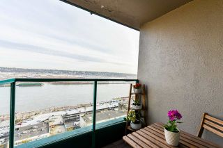"Photo 25: 1704 420 CARNARVON Street in New Westminster: Downtown NW Condo for sale in ""Carnarvon Place"" : MLS®# R2546323"