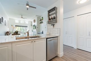 """Photo 8: 317 19528 FRASER Highway in Surrey: Cloverdale BC Condo for sale in """"The Fairmont"""" (Cloverdale)  : MLS®# R2579479"""