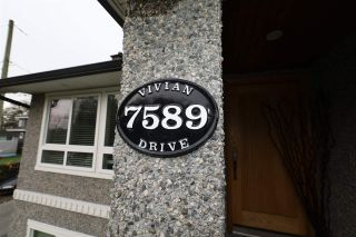 Photo 2: 7589 VIVIAN Drive in Vancouver: Fraserview VE House for sale (Vancouver East)  : MLS®# R2531068