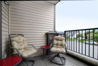 """Photo 12: 108 45893 CHESTERFIELD Avenue in Chilliwack: Chilliwack W Young-Well Condo for sale in """"The Willows"""" : MLS®# R2170192"""